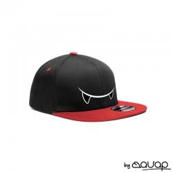 Casquette Snapback Red Devil
