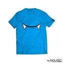 Tshirt Blue Devil