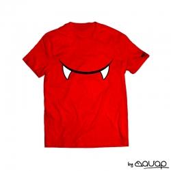 Tshirt Red Devil