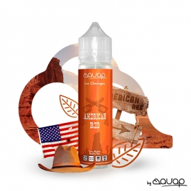 American Red 50ml - Prêt à booster