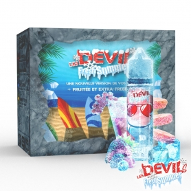 PACK 10 x RED DEVIL Fresh Summer 50ML