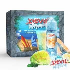 PACK 10 x SUNNY DEVIL Fresh Summer 50ML