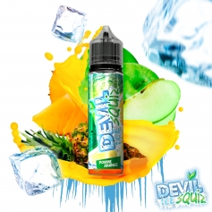 DEVIL ICE SQUIZ - Pomme Ananas 50ml