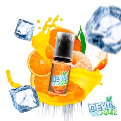 DEVIL ICE SQUIZ - Orange Mandarine 10ml