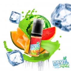 DEVIL ICE SQUIZ - Melon Pastèque 10ml